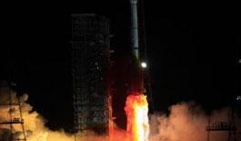 我国成功发射中星十一号通信卫星