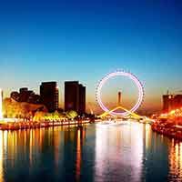 天津城里的景与桥[组图]