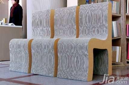 废纸箱做沙发步骤