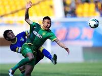 中超:大连阿尔滨主场3-0胜北京国安 [组图]