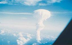 揭秘美冷战期间创纪录大气层核试验
