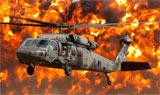 """美军UH-60""""黑鹰""""直升机"""