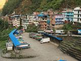 西藏唯一的国家一类陆路通商口岸樟木口岸
