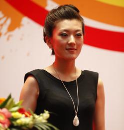 中国网美女主持舒珺
