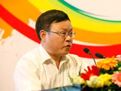 中国网副总裁李富根先生致欢迎辞