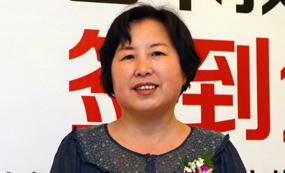 中央民族大学美术学院美术学系主任 朴春子