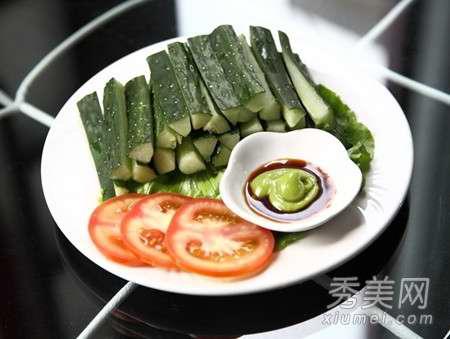 蔬菜黄瓜图片_简笔画蔬菜黄瓜图片