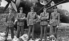 揭秘二战英国空军特别飞行中队