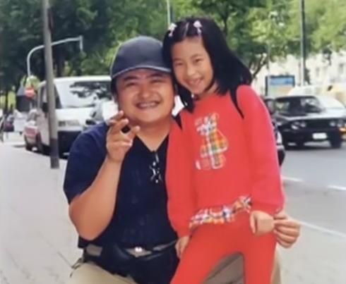 刘欢/刘欢妻子卢璐年轻美照曝光与刘欢相识9天定终身