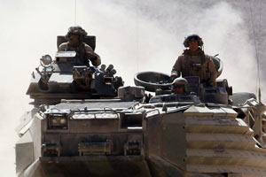 19国联合军事演习在约旦举行