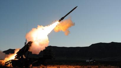 """""""爱国者-3""""MSE拦截弹实现多目标拦截"""