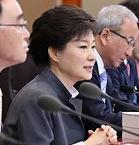 韩国总统朴槿惠访华