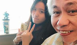 爷孙恋受关注 台57岁音乐人和17岁女友晒恩爱