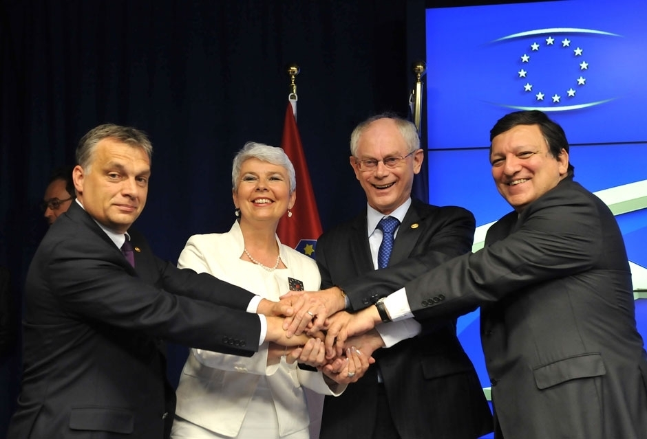 克罗地亚正式成为欧盟成员国_ 视频中国