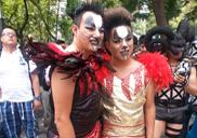 8多万人在墨西哥城举行同性恋大游行