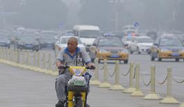 北京连续4天遭遇重度污染天气(高清组图)