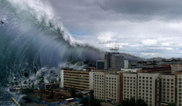 科學家發現通過探測地球磁異常可預警海嘯