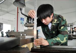 高考落榜生選擇職業培訓擁有實戰經驗