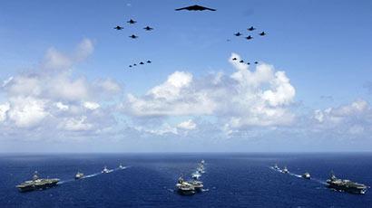 美公布'空海一体战'概要文件