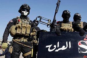 伊拉克部队已完全欧美范