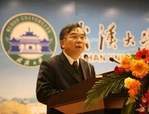 武汉大学校长顾海良:毕业不是学习的终结 而是新的开始