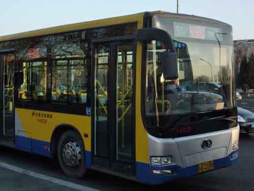 北京市民可定制公交车保证一人一座直达工作地图片