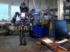 """世界最先进人形机器人""""阿特拉斯""""亮相[图]"""