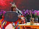 非物质文化遗产:赫哲族萨满舞[组图]