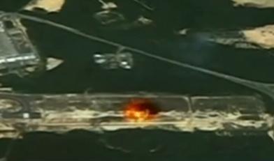 巴西:一架小型飞机失事