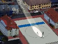 挪威小镇借巨镜反射阳光以见天日[组图]