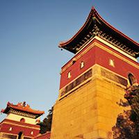 """颐和园""""四大部洲""""汉藏式建筑群[组图]"""