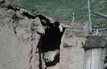 甘肃岷县与漳县交界处发生6.6级地震