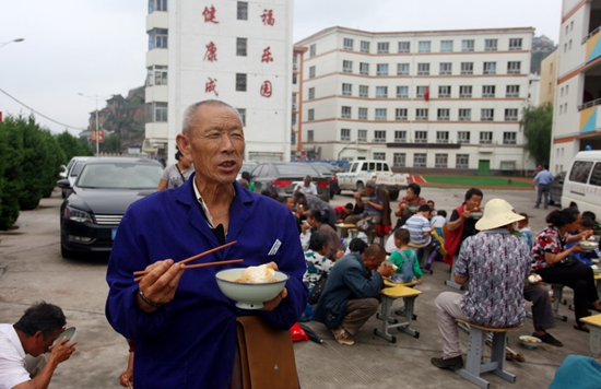 人口老龄化_延安市人口数