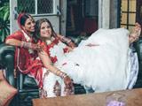 直击印度女同性恋的奢侈浪漫婚礼