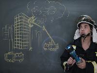 三峡消防卫士的梦想[组图]
