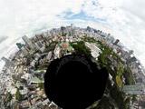 摄影师拼东京全景照 堪称世界第二大照片