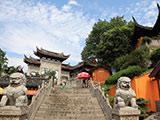 古老的梵刹:南京鸡鸣寺[组图]