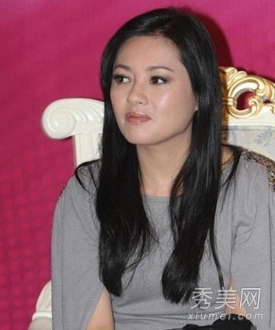 李丽珍-昔日三级片艳星全发福 惊悚大对比