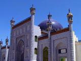 维吾尔古文化 哈斯·哈吉甫陵墓[组图]