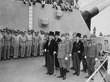 1945年日军投降仪式全程纪实