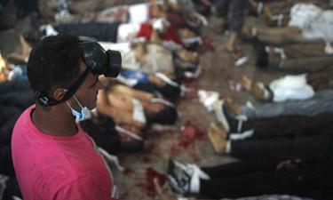 血洗埃及背后的力量博弈