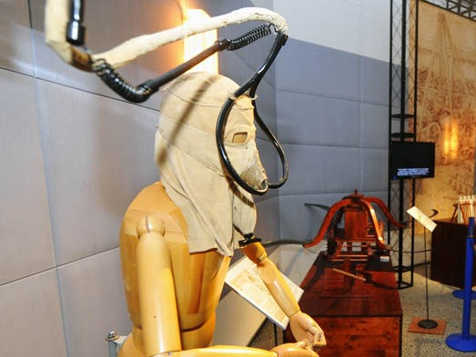达·芬奇机械发明与机器人展