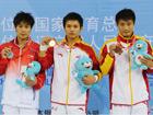 全运会跳水项目收官 邱波获男子十米跳台冠军[组图]