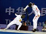 骆晓娟战胜队友许安琪获全运会女重冠军
