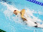 上海队夺得全运会女子4×100米自由泳接力冠军[组图]