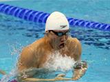 谢智超越自我 100米蛙泳破纪录夺魁