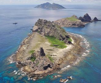 钓鱼岛 高清组 日本东京都 原图 海难救助船 海域进行 中国 乘坐 日本