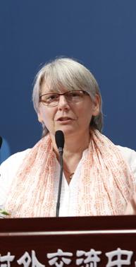 剑桥大学Henriette Hendriks博士