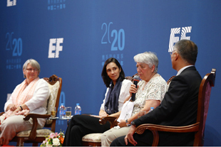全球著名语言学家共同探讨英语教育话题