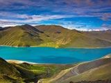 藏地湖泊 散落高原的明珠[组图]